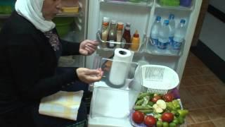 مطبخ مملكة - الحفاظ على الخضار طازج أطول فترة ممكنة