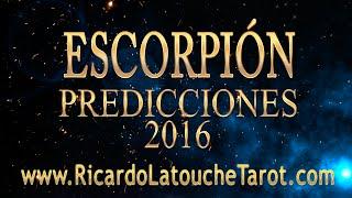 getlinkyoutube.com-Video Predicciones 2016 ESCORPION Horoscopo   Ricardo Latouche Tarot