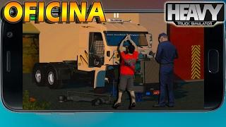 getlinkyoutube.com-Atualização Oficina No Heavy Truck Simulator