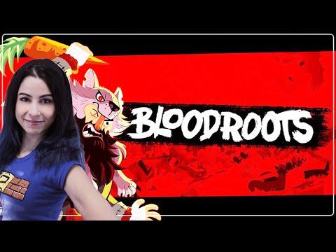 Posso menare con TUTTO - Bloodroots