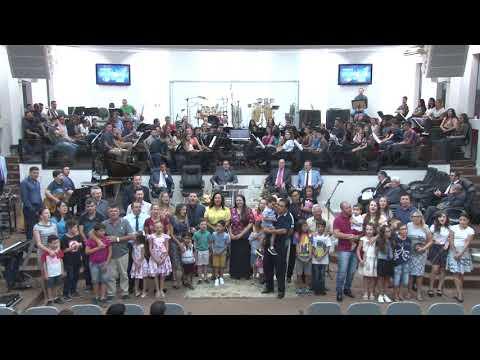 Pais e crianças - Quero conhecer Jesus - 10 02 2019