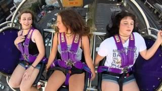 getlinkyoutube.com-Funny Girls on Slingshot