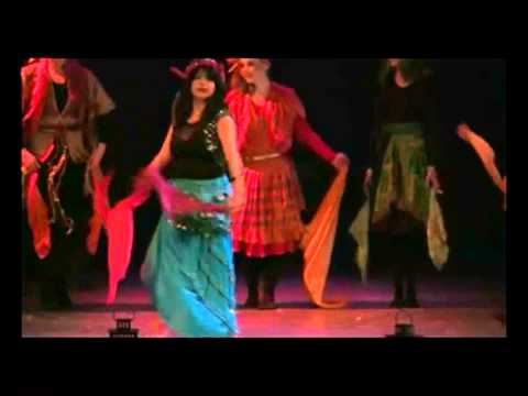 Frfest I Kil 2012 - Sweden - iranian dance -  