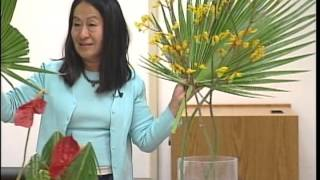 getlinkyoutube.com-Ikebana: Japanese Floral Arrangement