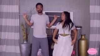 "getlinkyoutube.com-AMERICAN BOYFRIEND DANCING TO ETHIOPIAN MUSIC AMHARIC, TIGRNGHA, GURAGE  ""BELLATV"""