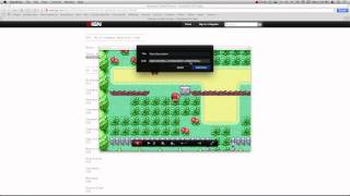 getlinkyoutube.com-How To Use The Pokemon Modifier Codes On Fire Red/Leaf Green In OpenEmu