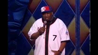 Patrice O'Neal at the Just for Laughs Comedy Festival (2004)