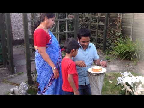 Chintu B'day July'14