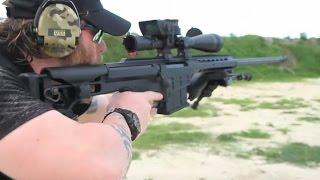 getlinkyoutube.com-Police | US Marine | Instructor Zero: AR500 OverKill Performance Testing