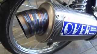 getlinkyoutube.com-MODIFYING GARAGE  SIFNEOS TAKEGAWA 148cc ENGINE  4V DRY CLUTCH FCR 28