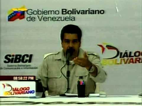 El mensaje de Maduro a los