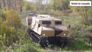 getlinkyoutube.com-BRONCO New Gen new all terrain tracked carrier ST Kinetics Singapore defense industry