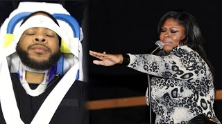 getlinkyoutube.com-Gospel Singer James Fortune Speaks Out About Kim Burrell Despite Being in TERRIBLE Car Accident