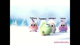 getlinkyoutube.com-Taeny | Byuntae | SNSD | Video | Taeyeon | Tiffany | Yuri | Yoona | Seohyun | Funny moment