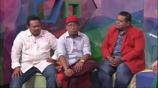 MeleTOP - Temu Bual Bersama  Yus Jambu, Rahim R2 & Angah Raja Lawak [22.04.2014]