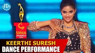 getlinkyoutube.com-Keerthi Suresh Exclusive Dance Performance @ #SIIMA2014, Malaysia | Telugu