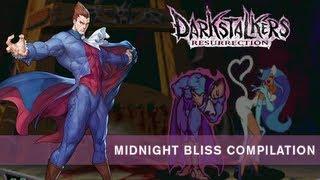 getlinkyoutube.com-Darkstalkers Resurrection - Midnight Bliss Compilation