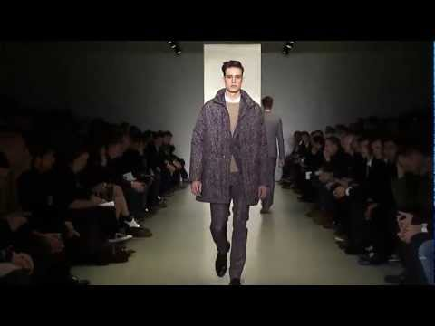 Calvin Klein Collection Men's Fall 2012 Runway Show