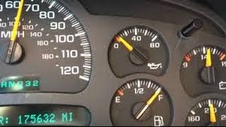 getlinkyoutube.com-CHEVY OIL PRESSURE HIGH....FIX!