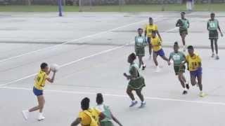 Under-19 Netball - Combermere vs Parkinson Memorial