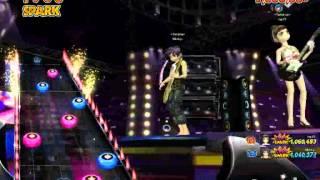 getlinkyoutube.com-The Fiery Concert - No Brain - Pang! Pang! Pang! (Level 3 Hard) (160Bpm) With Flame Out