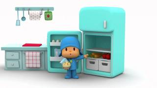 getlinkyoutube.com-Let's Go Pocoyo ! - Cooking with Elly (S03E21)