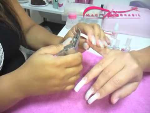 Como usar o Alicate para cortar tips/unhas da Magic Nails.mov