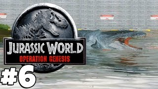 getlinkyoutube.com-Jurassic Park: Operation Genesis | MOSASAURUS (Playthrough Part 6)
