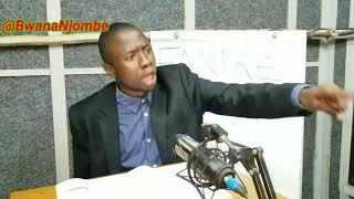 Fanike Njombe does #JuliusMalemaChallenge