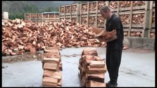 getlinkyoutube.com-How to dry your seasoned firewood