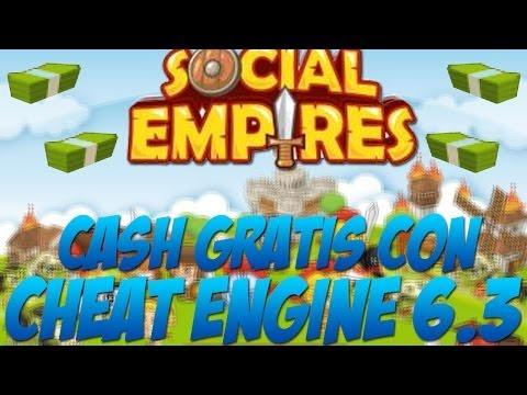HACK DE CASH: [SOCIAL EMPIRES] CON CHEAT ENGINE 6.3