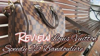 getlinkyoutube.com-Louis Vuitton Speedy B 25 Review & Why I Sold my Classic Speedy 30 | FashionablyAmy