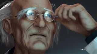 getlinkyoutube.com-Tekken Tag Tournament 2 Ending Movies Part 1