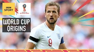 World Cup 2018: The making of England's Harry Kane - World Cup Origins - BBC Sport width=