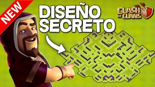getlinkyoutube.com-Diseño SECRETO de SUPERCELL en Clash of Clans - Curiosidades