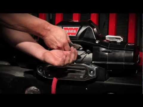 How to install a winch featuring the WARN ZEON