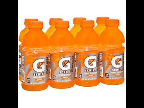 Orange Gatorade