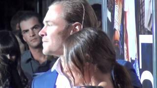 getlinkyoutube.com-Footloose 2011 Movie Cast Official Red Carpet Premiere Screening Review
