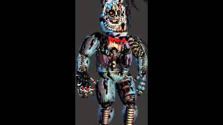 getlinkyoutube.com-Nightmare Withered Withered Bonnie sings FNAF Song Remix ( Lueke Gumball Special 5)