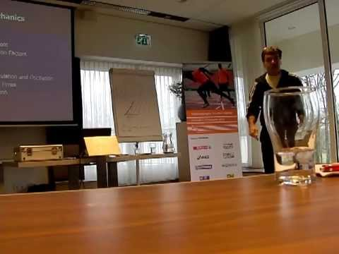Dan Pfaff about cues for changing skill sets at Atletiekunie congres 2010