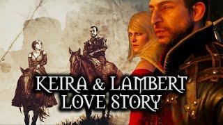 getlinkyoutube.com-The Witcher 3: Wild Hunt - Keira & Lambert Love Story