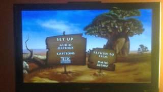 getlinkyoutube.com-Lion King 11/2 dvd menu