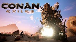 Conan Exiles - Építkezés