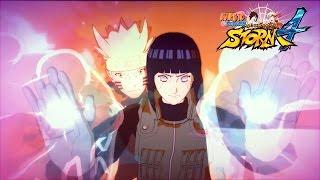 getlinkyoutube.com-Naruto Shippuden: Ultimate Ninja Storm 4 - Opening Intro | PS4, XB1, PC