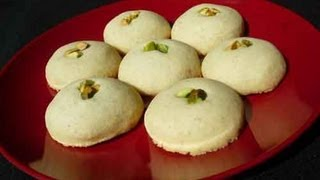 getlinkyoutube.com-Nan Khatai - Eggless Cookie Indian Recipe