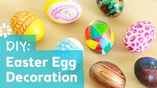 Uradi sam (DIY): Dekoracija za uskršnja jaja