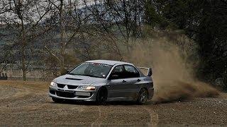 getlinkyoutube.com-Mitsubishi EVO VIII vs Subaru Impreza STI WRX Sand Drifting