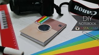 getlinkyoutube.com-DIY Notebook ◤ Instagram ◥