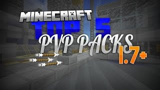 getlinkyoutube.com-Top 5 Minecraft PvP Texture Packs
