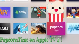 getlinkyoutube.com-PopcornTime App on Apple TV 4 !